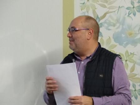 Vorsitzender Martin Hauk