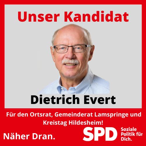 Dietrich Evert