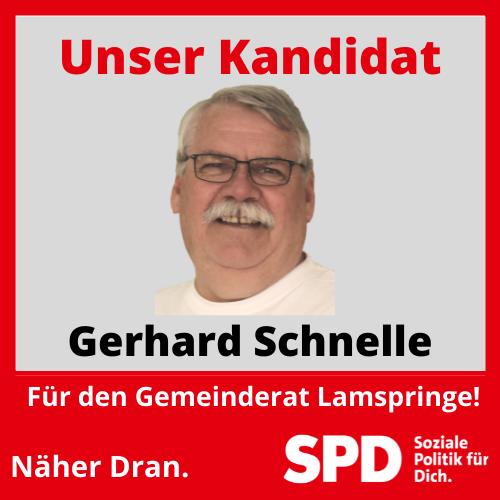 Gerhard Schnelle