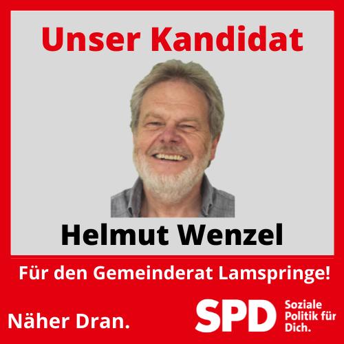 Helmut Wenzel