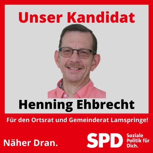 Henning Ehbrecht