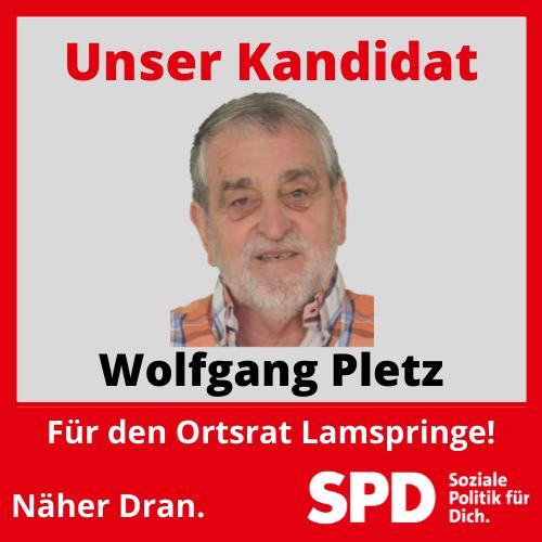 Wolfgang Pletz